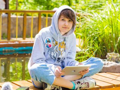 Онлайн-курс английского для школьников (7-14 лет)